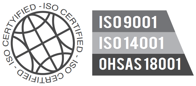 ISO Accredited - Home