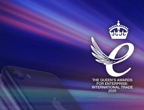 Phoenix Cellular Awarded a Queens Award for Enterprise 2020