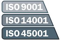ISO Logos - Home
